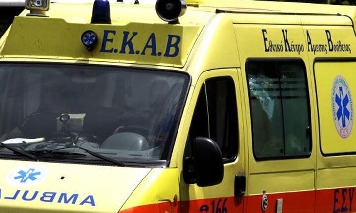 Τραγωδία στα Φάρσαλα: 89χρονος άναψε φωτιά σε ξερόχορτα και απανθρακώθηκε