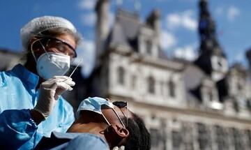 Γαλλία: Σε αναστολή εργασίας 3.000 υγειονομικοί που δεν επιθυμούν να εμβολιαστούν