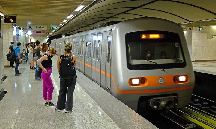 Αλλαγές στα δρομολόγια του μετρό από και προς Αεροδρόμιο την Παρασκευή και το Σάββατο