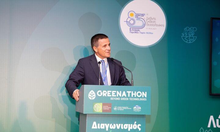 Βραβεία πράσινης καινοτομίας Greenathon |Beyond Green Technologies