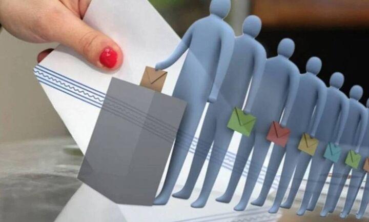 Δημοσκόπηση MRB: Με διαφορά 11,9% προηγείται η ΝΔ έναντι του ΣΥΡΙΖΑ