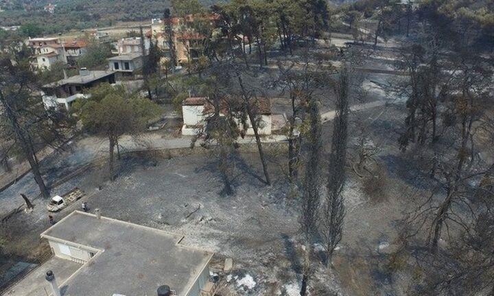 Η ΚΥΑ για τις αποζημιώσεις των πληγέντων από τις πυρκαγιές Μαΐου-Αυγούστου