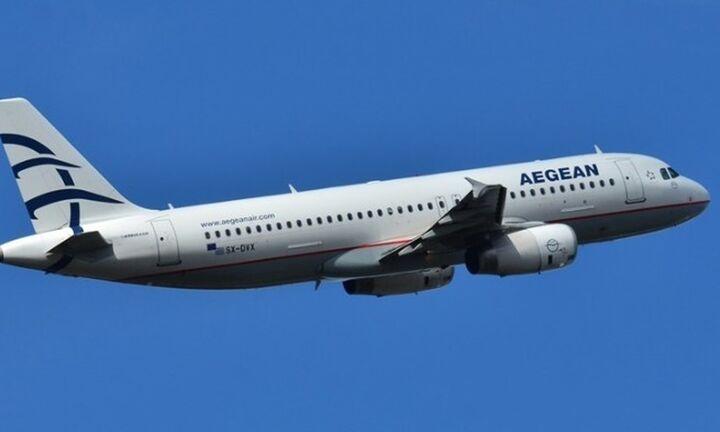 AEGEAN: Θετικές ταμειακές ροές - Αύξηση τζίρου 168,8% στο β´ τρίμηνο 2021