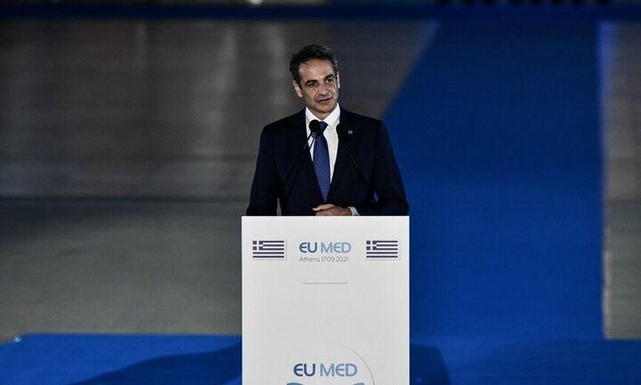 Κυρ. Μητσοτάκης: Δεν θα επιτρέψουμε ανεξέλεγκτες μεταναστευτικές ροές όπως  το 2015