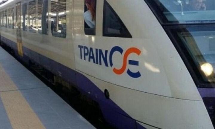 ΤΡΑΙΝΟΣΕ: Στην κυκλοφορία η σιδηροδρομική γραμμή στο τμήμα Θεσσαλονίκη - Αλεξανδρούπολη