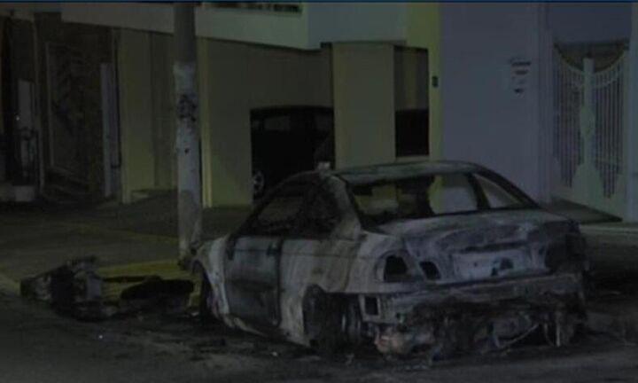 Ηλιούπολη: Εμπρηστική επίθεση έξω από πολυκατοικία