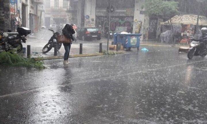 Μαρουσάκης: Επικίνδυνες καταιγίδες από την Τρίτη το βράδυ
