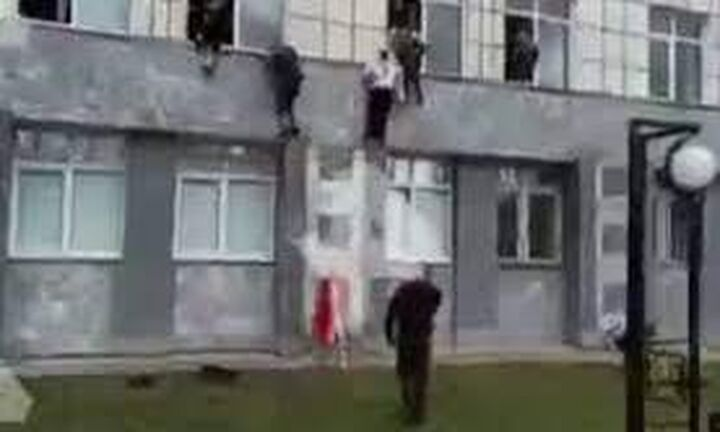 Οκτώ νεκροί από την επίθεση ενόπλου σε πανεπιστήμιο της πόλης Περμ στη Ρωσία