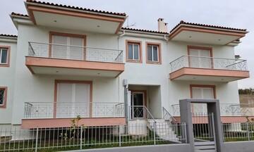 Ολοκληρώνεται αύριο η παράδοση των εργατικών κατοικιών του ΟΑΕΔ στην Ελευσίνα