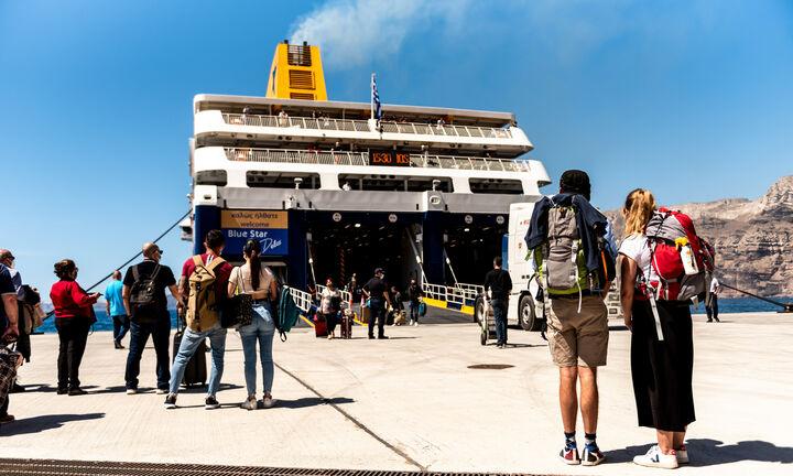 ΤτΕ: Αύξηση τουριστικής κίνησης 50% τον Ιούλιο - Στο 30% του 2019 το επτάμηνο