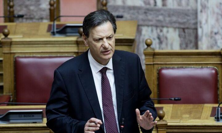 Θ. Σκυλακάκης: Κλειδί για την επόμενη ημέρα της οικονομίας οι γρήγοροι ρυθμοί ανάπτυξης