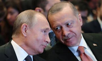 Σύγκρουση στη Συρία: Έκλεισε η συνάντηση Πούτιν-Ερντογάν για τη διαφιλονικούμενη επαρχία Ιντλίμπ