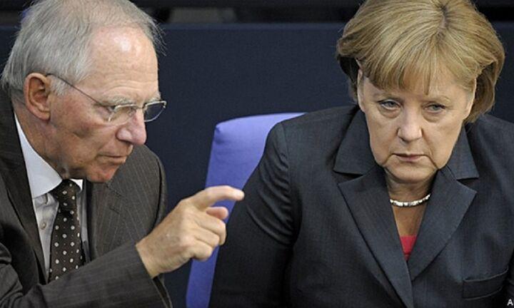 Γερμανία: Ο Σόιμπλε θεωρεί τη Μέρκελ υπεύθυνη για την πτώση του CDU