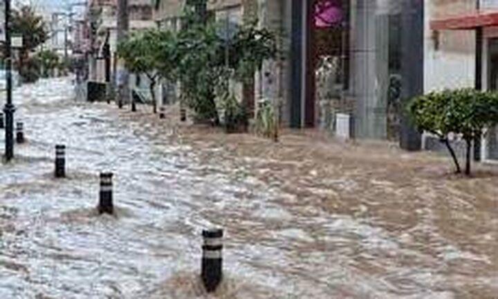 Σε ισχύ το σχέδιο «Δάρδανος» για την αντιμετώπιση πλημμυρικών φαινομένων