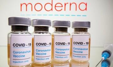 CDC:Το εμβόλιο της Moderna πιο αποτελεσματικό στην πρόληψη της νοσηλείας λόγω Covid-19