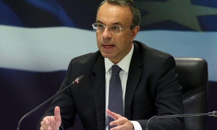 Σταϊκούρας: Mεγαλύτερη δημοσιονομική ευελιξία για τη μεσαία τάξη