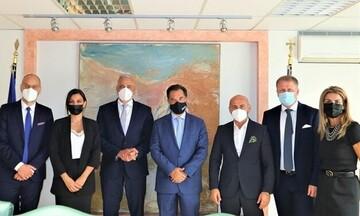 Συνεργασία PepsiCo Hellas και N.U. AQUA με στόχο την επαναλειτουργία του εμφιαλωτηρίου Λουτρακίου