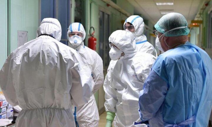 Κορωνοϊός: 3.040νέα κρούσματα, 333 διασωληνωμένοι και 42 νεκροί