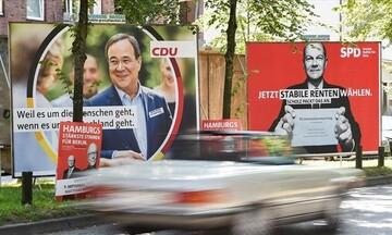 Γερμανία - Νέα δημοσκόπηση: Στο 3% μειώθηκε η διαφορά SPD και CDU/CSU