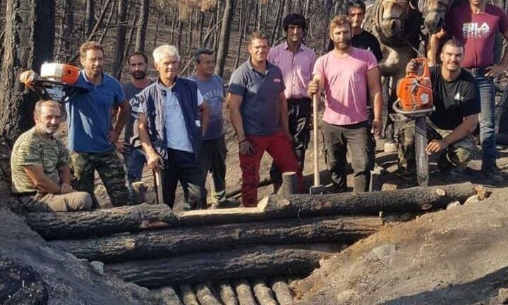 ΥΠΕΝ: Πρόοδος εργασιών στη Βόρεια Εύβοια - Ποια έργα έχουν δρομολογηθεί
