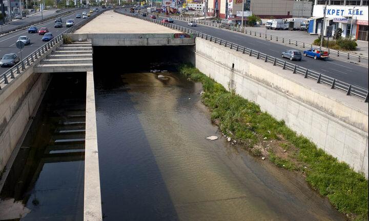 Ανησυχία για πλημμύρες στον Κηφισό - Σήμα κινδύνου από Νίκαια, Πειραιά, Μοσχάτο-Ταύρου