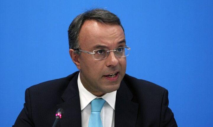 Χρ. Σταϊκούρας: Η Έκθεση Αξιολόγησης αναγνωρίζει ότι η κυβέρνηση πέτυχε την εφαρμογή μεταρρυθμίσεων