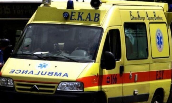 Πετρούπολη: «Βουτιά» θανάτου για 54χρονο από ταράτσα οικοδομής