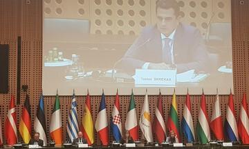 ΕΛΕΤΑΕΝ: Παρουσίαση για τη θαλάσσια αιολική ενέργεια στη συνάντηση Υπουργών Ενέργειας στη Σλοβενία