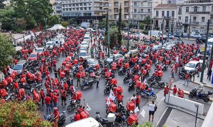 Απεργία στην efood την Παρασκευή - Καβγάς κυβέρνησης - αντιπολίτευσης