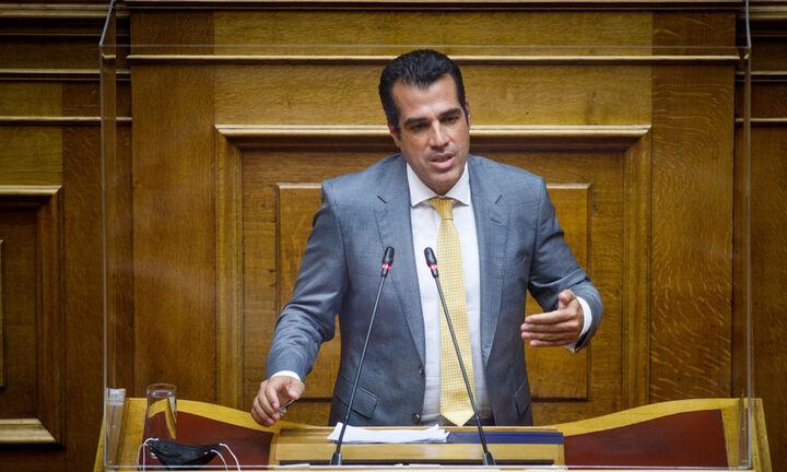 Πλεύρης: «Φθηνή η αντιπολίτευση του ΣΥΡΙΖΑ»