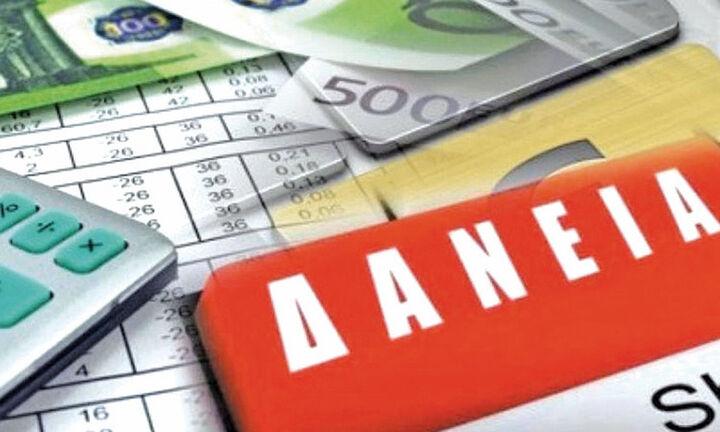 Χρεωμένα με δάνεια ήταν πέρυσι το 28,4% των νοικοκυριών της χώρας