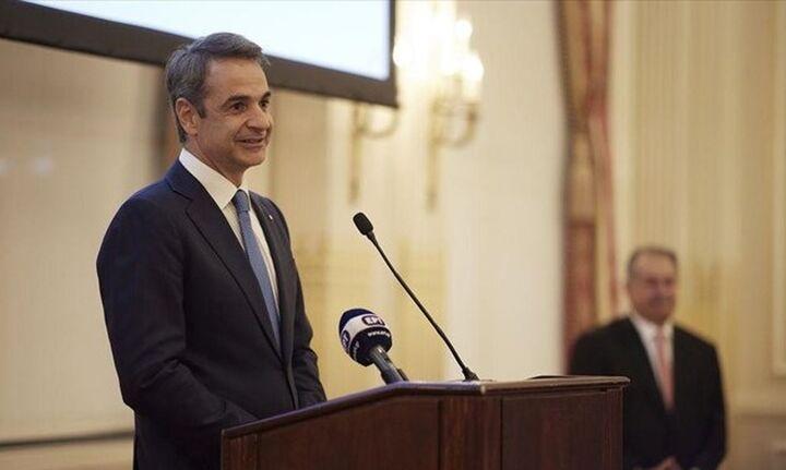 Κυρ. Μητσοτάκης από Νέα Υόρκη: Η Ελλάδα είναι ισχυρότερη από ότι πριν 10 χρόνια
