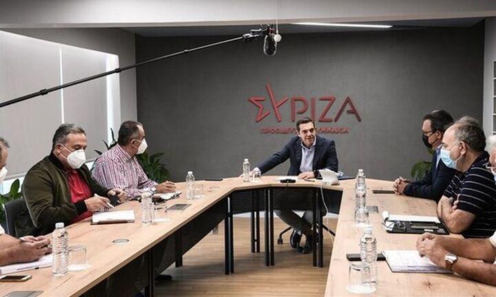 Αλ. Τσίπρας: Ο κ.Μητσοτάκης εκχωρεί τη ΔΕΗ - Οι πολίτες θα πληρώσουν το μάρμαρο με τους λογαριασμούς