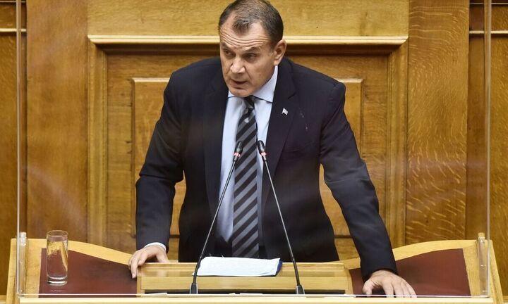 Βουλή: «Ναυμαχία» για τις φρεγάτες - Ν. Παναγιωτόπουλος: Κάντε λίγο υπομονή, έχουμε πολλές προτάσεις