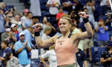 Μαρία Σάκκαρη: Νίκησε εύκολα και προκρίθηκε στα ημιτελικά του τουρνουά της Οστράβα (vid)