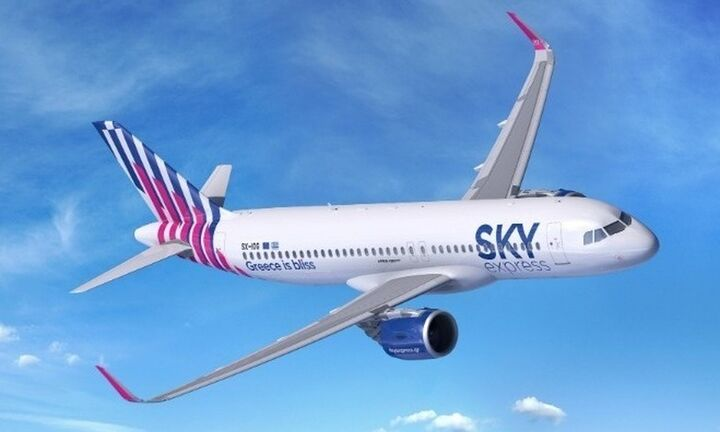 H SKY express συνδέει και τη Θεσσαλονίκη με την Κύπρο, με απευθείας δρομολόγιο για Λάρνακα