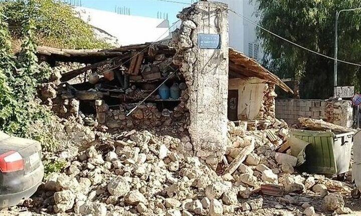 Κλειστές οι δομές του ΟΑΕΔ στην Κρήτη μετά τον φονικό σεισμό στο Αρκαλοχώρι