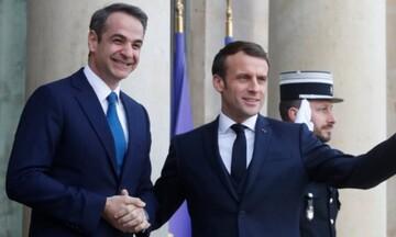 Μακρόν-Μητσοτάκης: Βρίθουν οι πληροφορίες για τις γαλλικές φρεγάτες - Τι απαντά ο Γ. Οικονόμου
