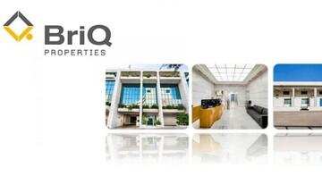 BriQ Properties: Στα 2,57 εκατ. ευρώ τα έσοδα το πρώτο 6μηνο