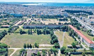 Ξεκινά τον Οκτώβριο η ανάπλαση του πρώην στρατοπέδου σε Μητροπολιτικό Πάρκο Παύλου Μελά