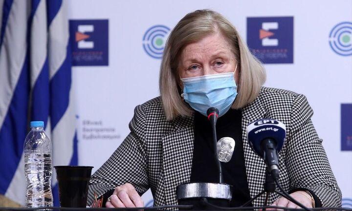 Μ. Θεοδωρίδου: Με mRNA εμβόλια η τρίτη δόση - 1η Οκτωβρίου η συνταγογράφηση του αντιγριπικού