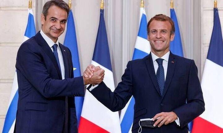 Τι σημαίνει η συμφωνία για την Άμυνα και την Ασφάλεια που υπέγραψαν Ελλάδα και Γαλλία