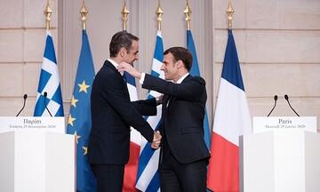 Εκνευρισμός στην Τουρκία: «Βράζουν» τα τουρκικά ΜΜΕ για τη συμφωνία Ελλάδας-Γαλλίας