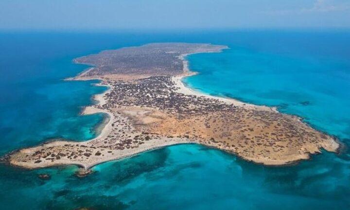 Σε αυστηρό καθεστώς προστασίας η νήσος Χρυσή με Κοινή Υπουργική Απόφαση