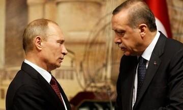 Συνάντηση Πούτιν-Ερντογάν: Σκληρά «παζάρια» στο Σότσι - Επιμένει ο Τούρκος πρόεδρος για τους S-400