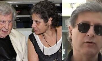 Μαργαρίτα Θεοδωράκη: Ασφαλιστικά μέτρα κατά του άνδρα που ισχυρίζεται ότι είναι γιος του Μίκη