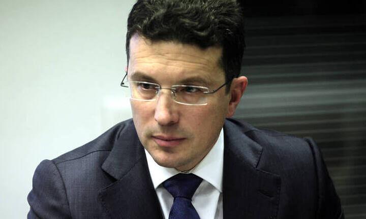 O Ριχάρδος Λαμπίρης  vέος πρόεδρος του Διεθνούς Αερολιμένα Αθηνών