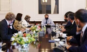 Κυρ. Μητσοτάκης: Η Ελλάδα στην κορυφή της ευρωπαϊκής κατάταξης απορρόφησης του ΕΣΠΑ