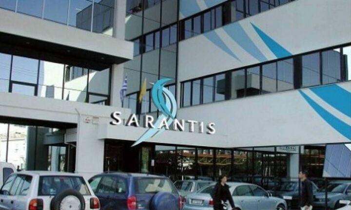 Όμιλος Σαράντη: Νέα επένδυση 10 εκ. ευρώ στην παραγωγική μονάδα στα Οινόφυτα