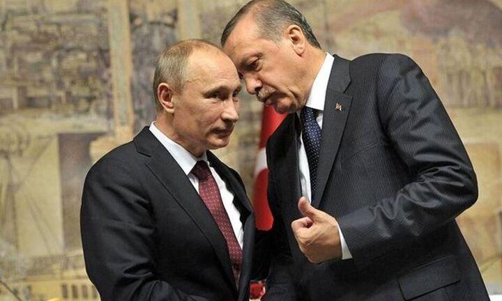Ερντογάν: Με τον Πούτιν συζητήσαμε για την κατασκευή δύο πυρηνικών εργοστασίων στην Τουρκία